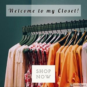 Other - 💕WELCOME TO MY CLOSET!💕